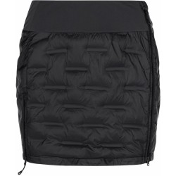 Kilpi Tany-W černá dámská zateplená zimní sportovní sukně