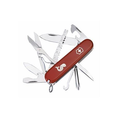 Victorinox Fisherman červená 1.4733.72 švýcarský kapesní nůž
