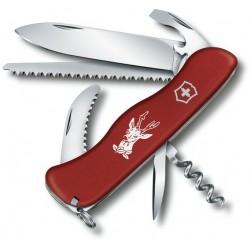 Victorinox Hunter červená 0.8573 švýcarský kapesní nůž
