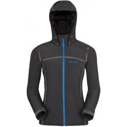 Husky Xavea antracit dámská softshellová bunda Extend-Plus Softshell 10000