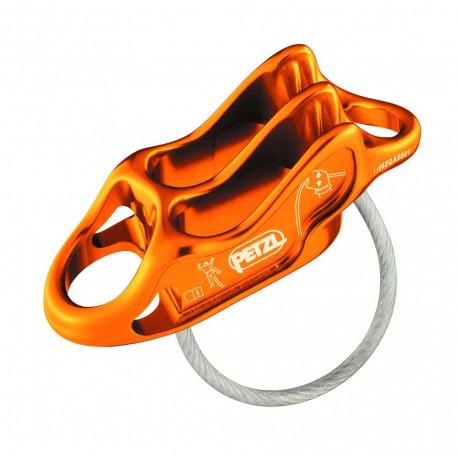 Petzl Reverso 4 oranžová