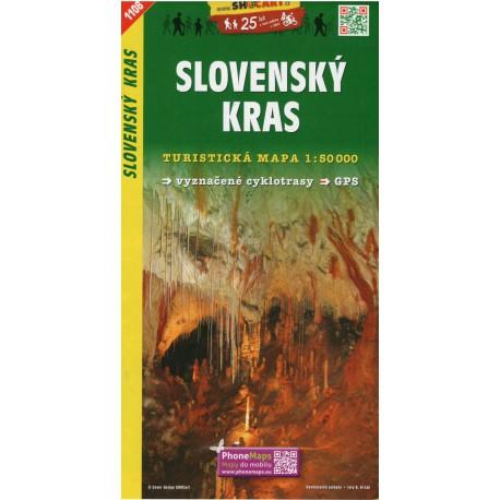 SHOCart 1108 Slovenský kras 1:50 000