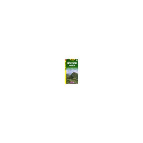 SHOCart 1094 Nízké tatry, Chopok 1:50 000