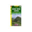 SHOCart 1094 Nízké Tatry, Chopok 1:50 000 turistická mapa
