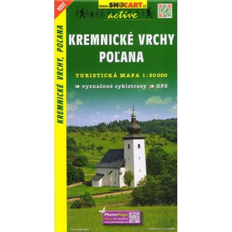 1093 Shocart Kremnické vrchy, polana