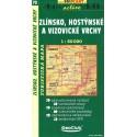 SHOCart 70 Zlínsko, Hostýnské a Vizovické vrchy 1:50 000 turistická mapa