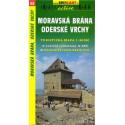 SHOCart 68 Moravská brána, Oderské vrchy 1:50 000 turistická mapa