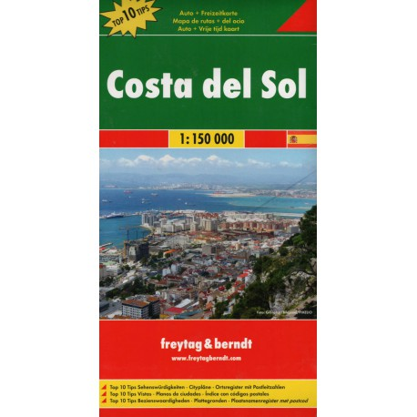 Freytag Costa del Sol 1:150 000