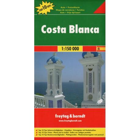 Freytag Costa Blanca 1 : 150 000