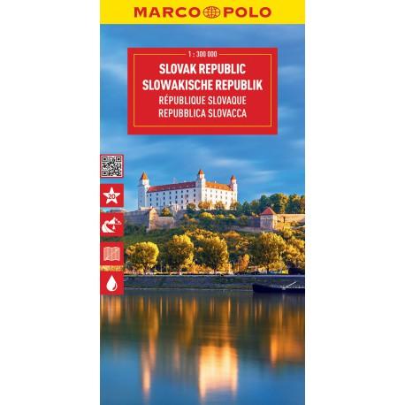 Marco Polo Slovensko 1:200 000