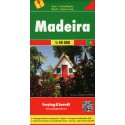 Freytag a Berndt Madeira 1:40 000 turistická mapa