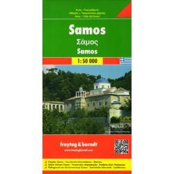 Freytag Samos 1:50 000