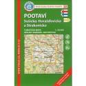 KČT 68 Pootaví, Sušicko, Horažďovicko a Strakonicko 1:50 000 turistická mapa
