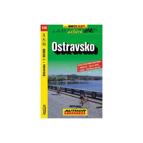 SHOCart 149 Ostravsko 1:60 000