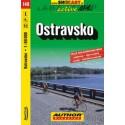 SHOCart 149 Ostravsko 1:60 000 cykloturistická mapa