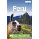 Peru průvodce Lonely Planet