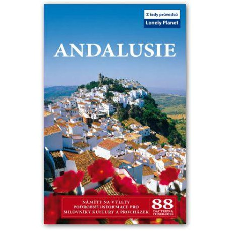 Andalusie - průvodce Lonely Planet