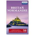 Bretaň a Normandie průvodce Lonely Planet