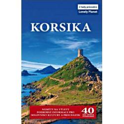 Korsika - průvodce Lonely Planet, vydání 2011