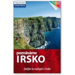 Irsko - průvodce Lonely Planet, vydání 2011