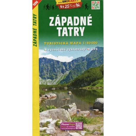 1096 Shocar Západní Tatry