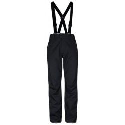 Husky Ballen černá dámské nepromokavé zimní lyžařské kalhoty Aquablock Plus