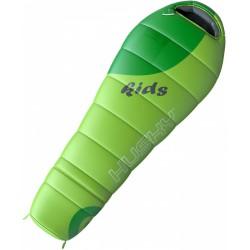 Husky Kids Magic -12°C zelená dětský třísezónní spací pytel Invista Hollowfibre 4