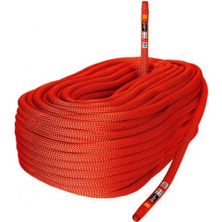 Singing Rock Static 11 50 m barevné červená
