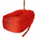 Singing Rock Static 11 50 m barevné statické lano