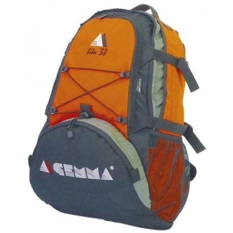 Gemma Hike 33 Cordura oranžová/černá/šedá