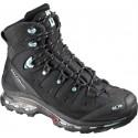 Salomon Quest 4D GTX W black/ciment blue 112154 dámské nepromokavé trekové boty
