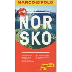Norsko - průvodce Marco Polo