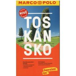 Marco Polo Toskánsko průvodce