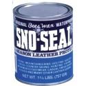 Sno-seal Vosk čirý 757 g/893 ml dóza impregnace