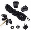 Salomon QuickLace Kit black 326672 rychlošněrování