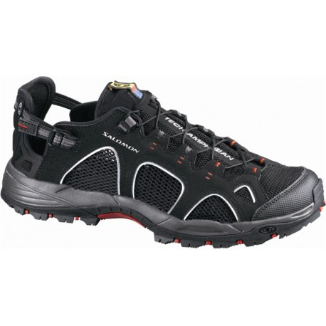Salomon Techamphibian 3 black/flea 128478