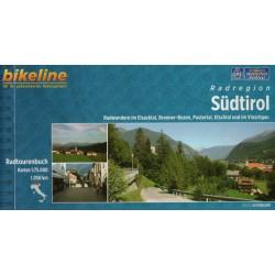 Bikeline Südtirol/Jižní Tyrolsko 1:75 000 cykloprůvodce