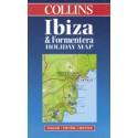 Collins Ibiza, Formentera 1:75 000 automapa