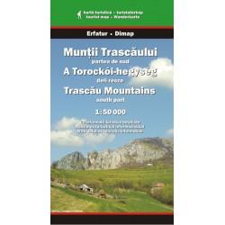 DIMAP Muntii Trascaului/Trascau jih 1:50 000 turistická mapa