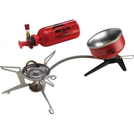 MSR WhisperLite Universal benzínový/plynový vařič