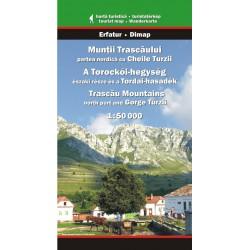 Dimap Muntii Trascaului sever, Gorge Turzii 1:50 000