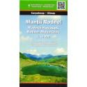 DIMAP Muntii Rodnei/Rodna 1:60 000 turistická mapa