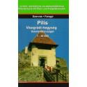 DIMAP Pilis, Visegrádi-hegység, Szentendrei-sziget 1:30 000 turistická mapa