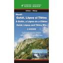 DIMAP Muntii Gutai, Lapus, Tibles 1:60 000 turistická mapa