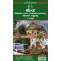 DIMAP Bükk/Bukové Hory 1:40 000 turistická mapa