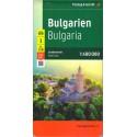 Freytag a Berndt Bulharsko 1:400 000 automapa