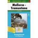Freytag a Berndt WK E1 Mallorca, Tramuntana 1:50 000 turistická mapa