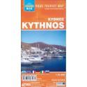 ORAMA Kythnos 1:35 000 turistická mapa