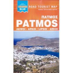 Patmos, Lipsoi, Arkoi 1:40 000