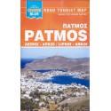 ORAMA Patmos, Lipsoi/Lipsi, Arkoi 1:40 000 turistická mapa